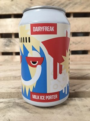DairyFreak Milk Ice (Colab. Dixons)