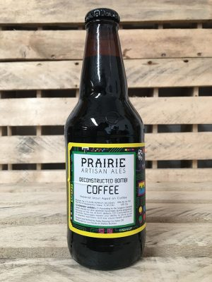 Prairie Bomb! Deconstructed Coffe