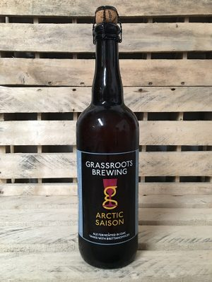 Anchorage Grassroots Artic Saison