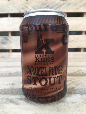 Caramel Fudge Stout