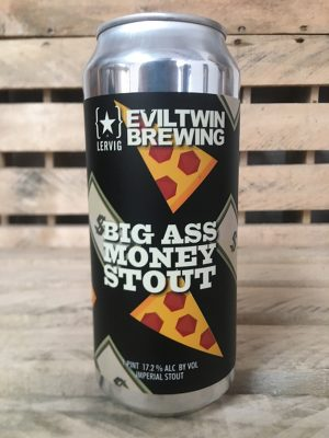 Big Ass Money (Colab. Lervig)